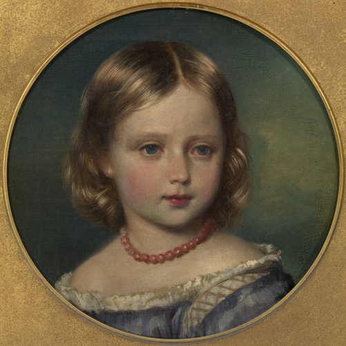 Princess Beatrice, later Princess Henry of Battenburg (1857-1944)