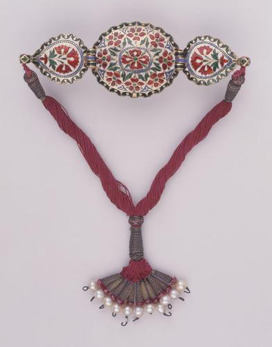 The Koh-i-nur armlet