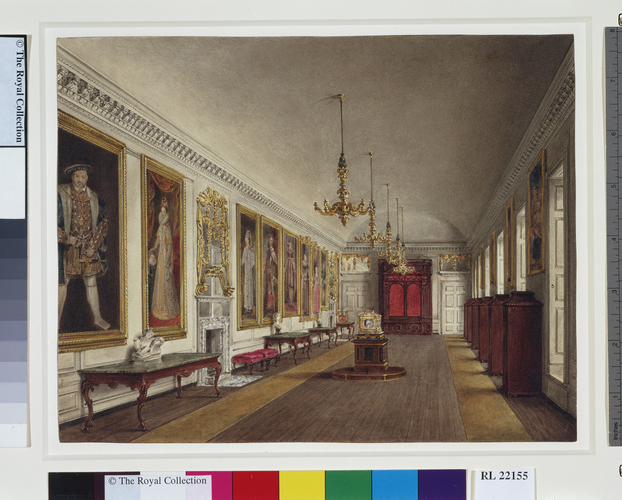 Kensington Palace: The Queen?s Gallery