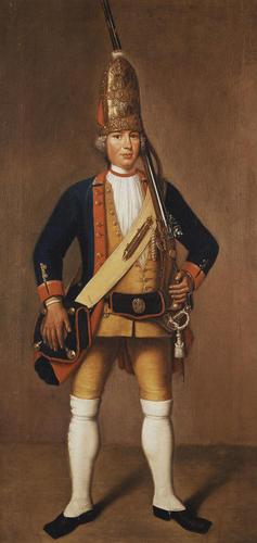 Prussian Riesengrenadier