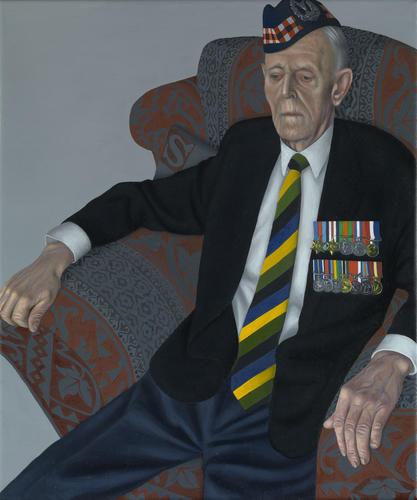 James 'Jim' Glennie (b. 1925)
