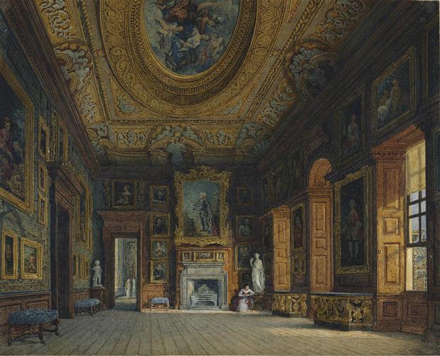 Kensington Palace: Queen Caroline's Drawing Room