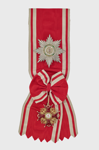 Order of St Stanislaus, King George V's Star