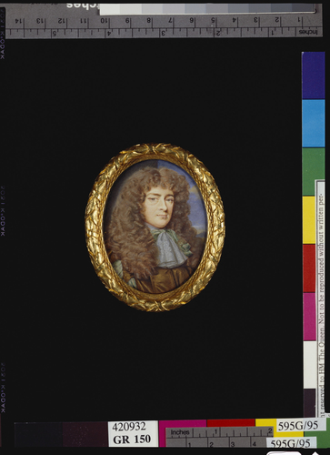 Portrait of a Man, called Archibald Campbell, 9th Earl of Argyll (1629-1685)