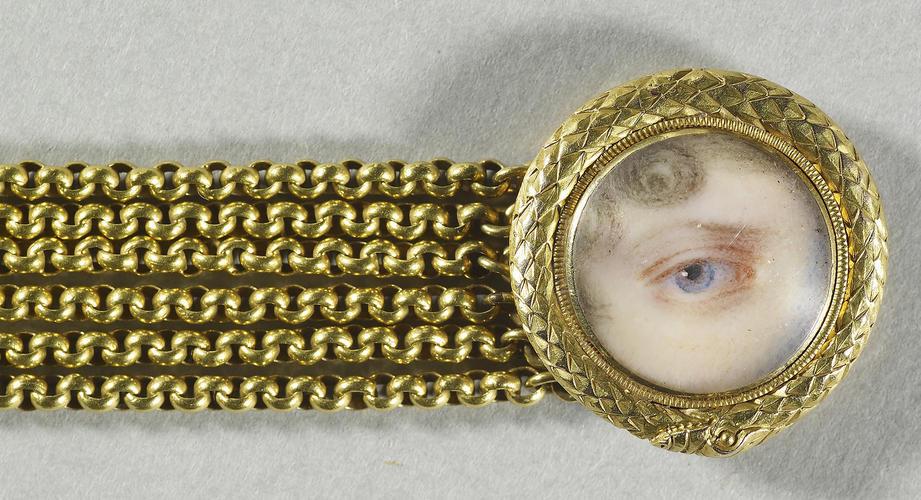 Eye of Princess Charlotte (1796-1817)