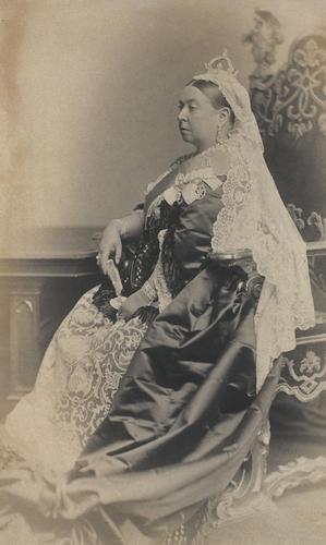 Box: Queen Victoria and Prince Albert
