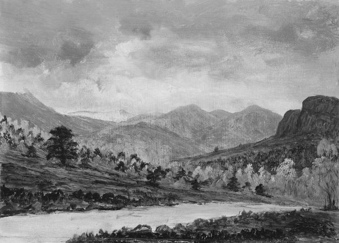 The Lochnagar Range
