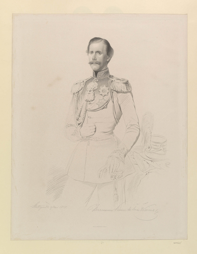 Hermann (Prince, Grand-Duke of Saxe-Weimar, 3rd Son of Bernhard, Grand-Duke of Saxe-Weimar-Eisenach)
