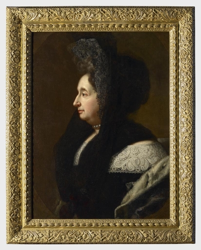 Frame for RCIN 400944, Jouvenet, Electress Sophia of Hanover
