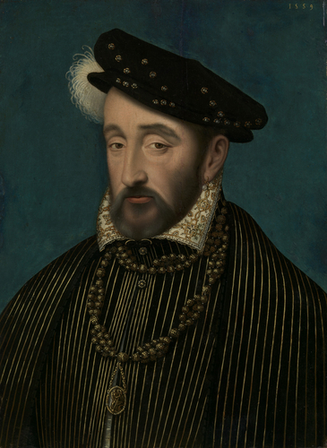 Henry II, King of France (1519-1559)
