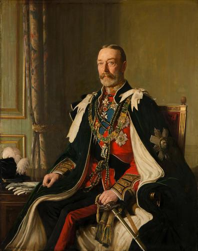 King George V (1865-1936)
