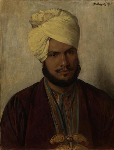 The Munshi Abdul Karim (1863-1909)
