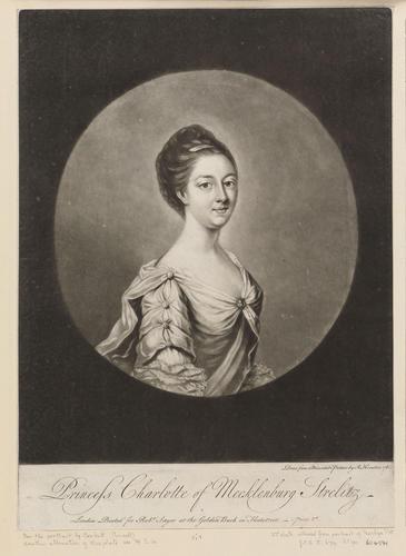Princess Charlotte of Mecklenburg Strelitz
