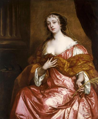 Elizabeth Hamilton, Countess of Gramont (1641-1708)
