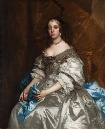 Екатерина Браганская (1638-1705)