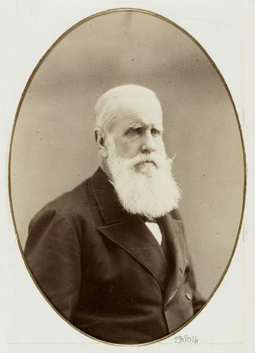 Pedro II, Emperor of Brazil. [Album: Photographs. Royal Portraits, 1883-1891]
