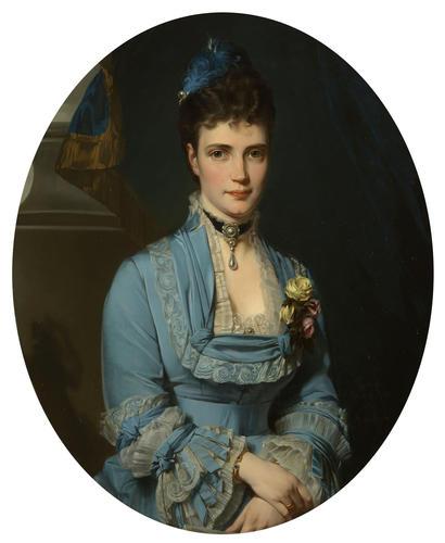 Princess Dagmar of Denmark, Maria Feodorovna, Tsarina of Russia (1847-1928)