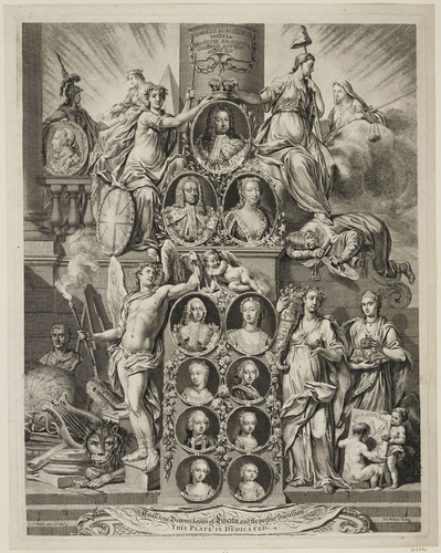 The Hanoverian Succession