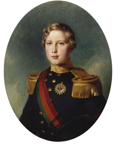 Louis, Duke of Oporto, later Louis I, King of Portugal (1838-1889)