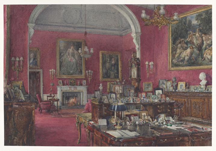 The King's Sitting Room
