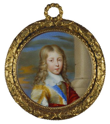 Louis XIV (1638-1715) when a boy