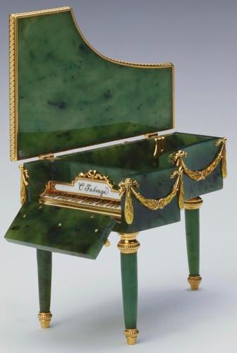 Miniature piano