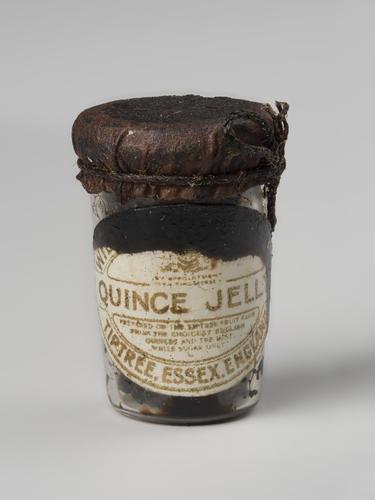 Master: Jars of assorted conservesItem: Jar of conserve