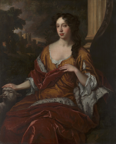 Mary of Modena (1658-1718) when Duchess of York
