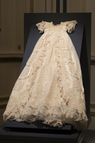 The Royal Christening Gown (replica)