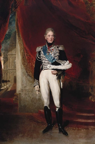 Charles X (1757-1836), King of France