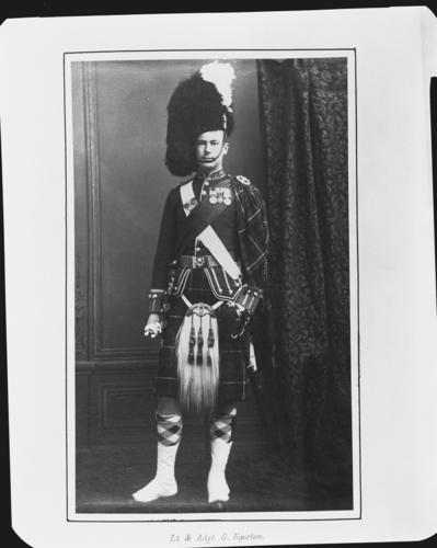 Major General Granville George Algernon Egerton (1859-1951)