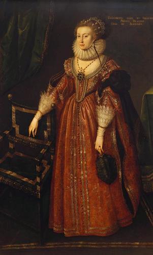 Elizabeth, Queen of Bohemia (1596-1662)