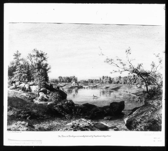 The Bois de Boulogne