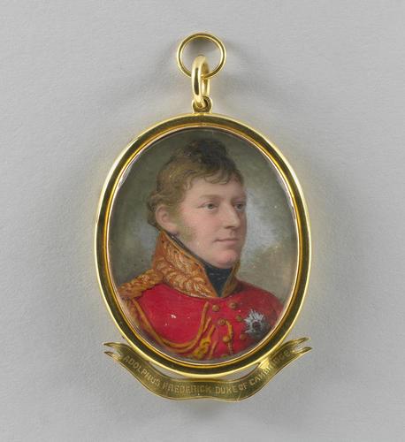 Adolphus Frederick, Duke of Cambridge (1774-1850)?