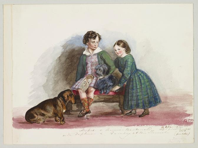 Master: Queen Victoria's Sketch Book: