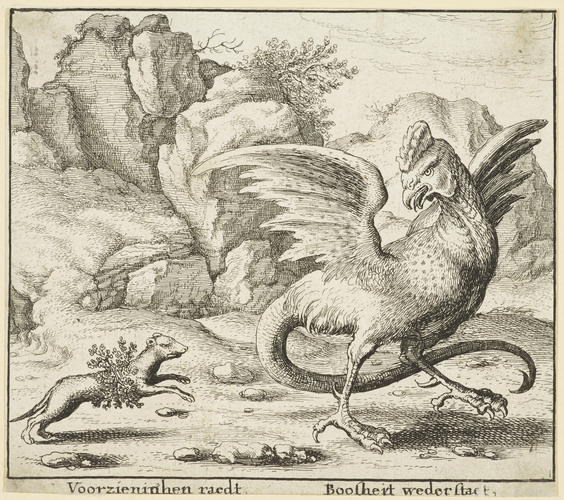 The Basilisk and the Weasel