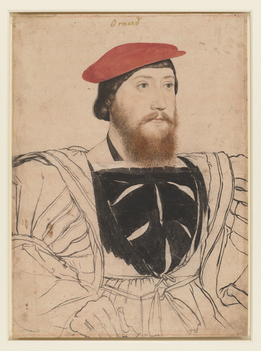 James Butler, later 9th Earl of Ormond and 2nd Earl of Ossory (c. 1496-1546)