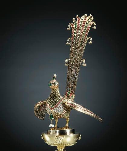 Huma Bird, Bird of Paradise