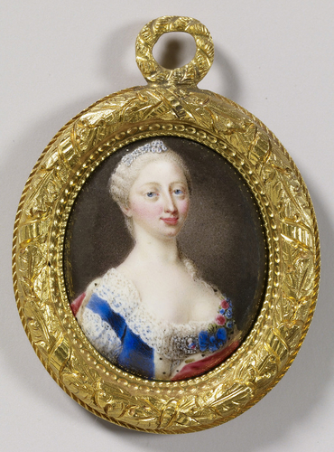 Princess Augusta (1737-1813), Duchess of Brunswick