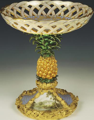 Pineapple comport