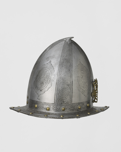 Master: Composite corselet Item: `Spanish? morion