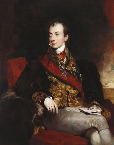 Clemens Lothar Wenzel, Prince Metternich (1773-1859)