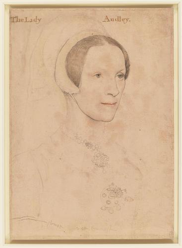 Elizabeth, Lady Audley (d. 1564)