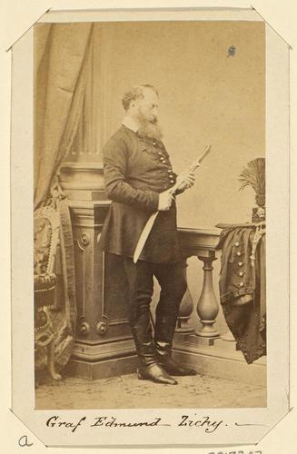 Count Odon Edmund Zichy (1811-94)