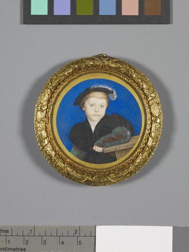 Henry Brandon, 2nd Duke of Suffolk (1535-1551)