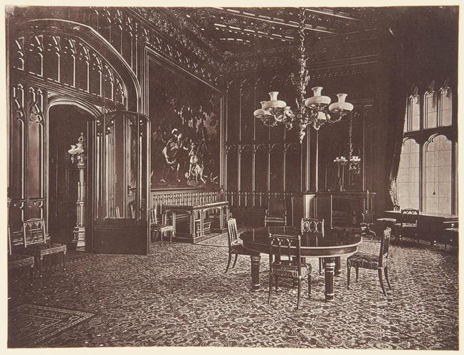 The Oak Room, Windsor Castle