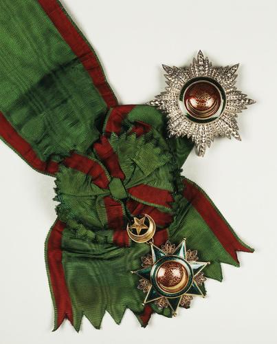 Star of the Order of Osmanieh (Turkey)