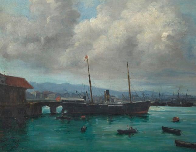 The Harbour, St Jean de Luz