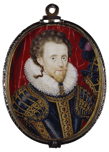 Portrait of a Man, perhaps William Lord Compton (1568-1630), first Earl of Northampton