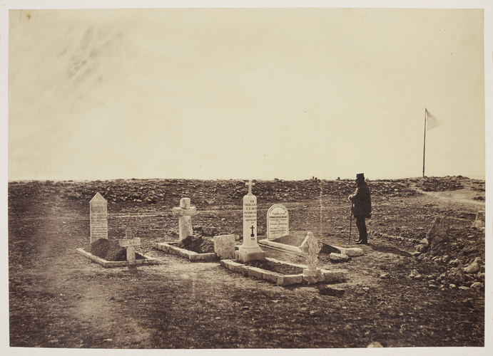 Tombs of the Generals on Cathcart Hill